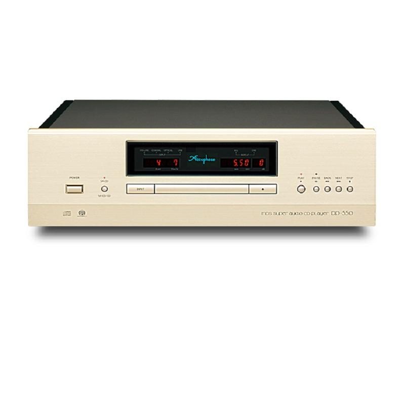 Đầu cd hi-end Accuphase DP-550