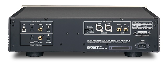 Accuphase DP-550(1)