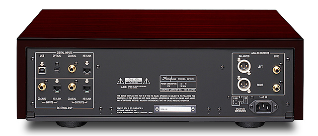 Accuphase DP-720 1