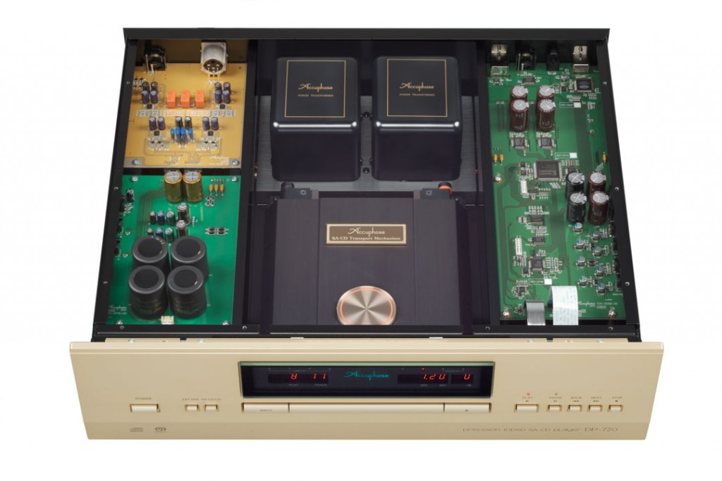 Accuphase DP-720 2