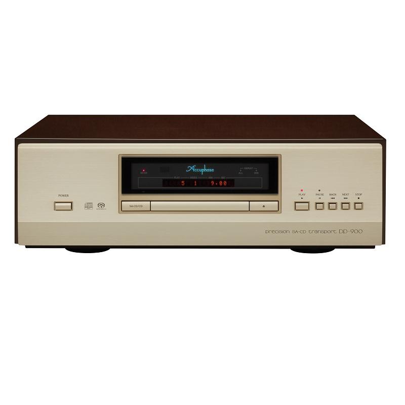 Dau cd hi-end Accuphase DP-900