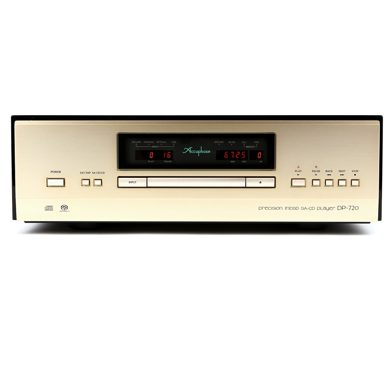 Dau cd hi-end Accuphase Dp-720