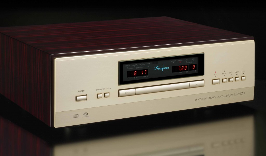 Accuphase Dp-720(3)
