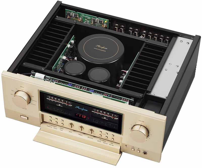 bán amply accuphase E-600