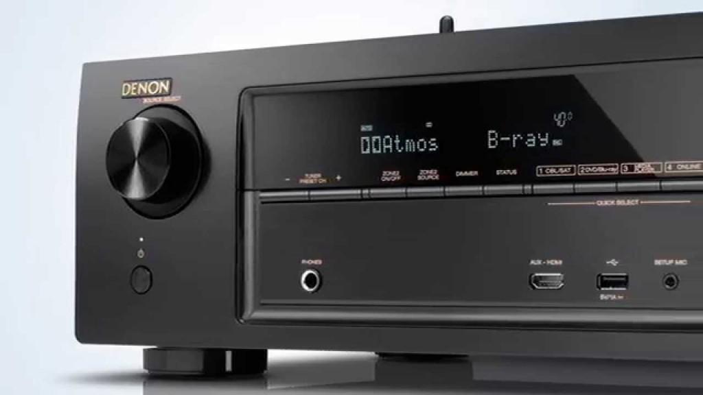 Denon AVR-X1200W(1)