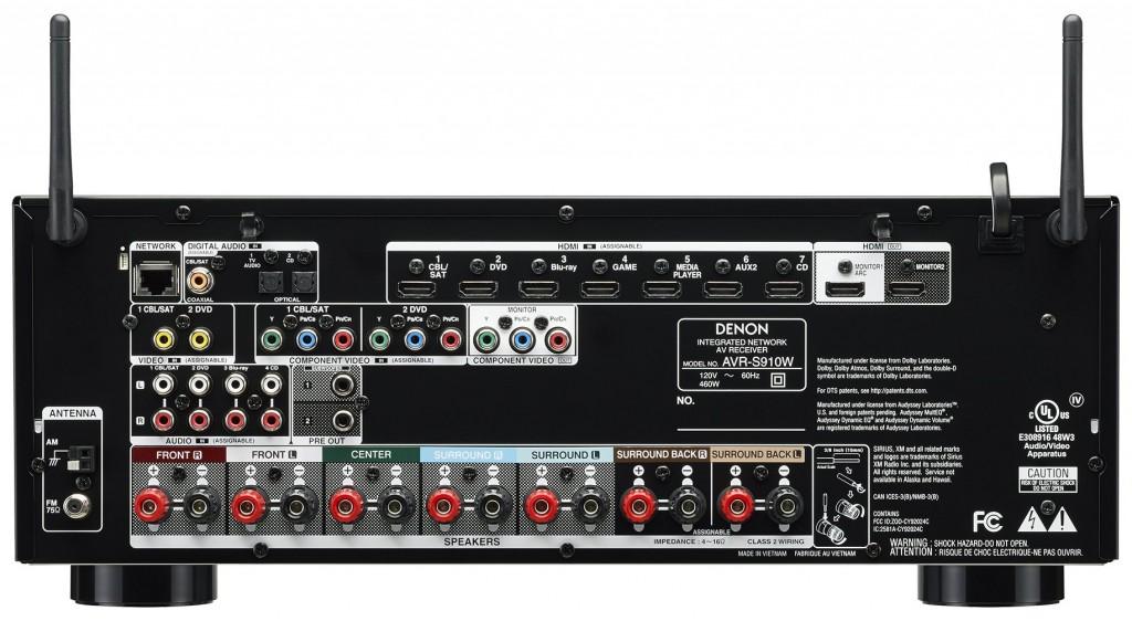 Denon AVR-X3200W(1)