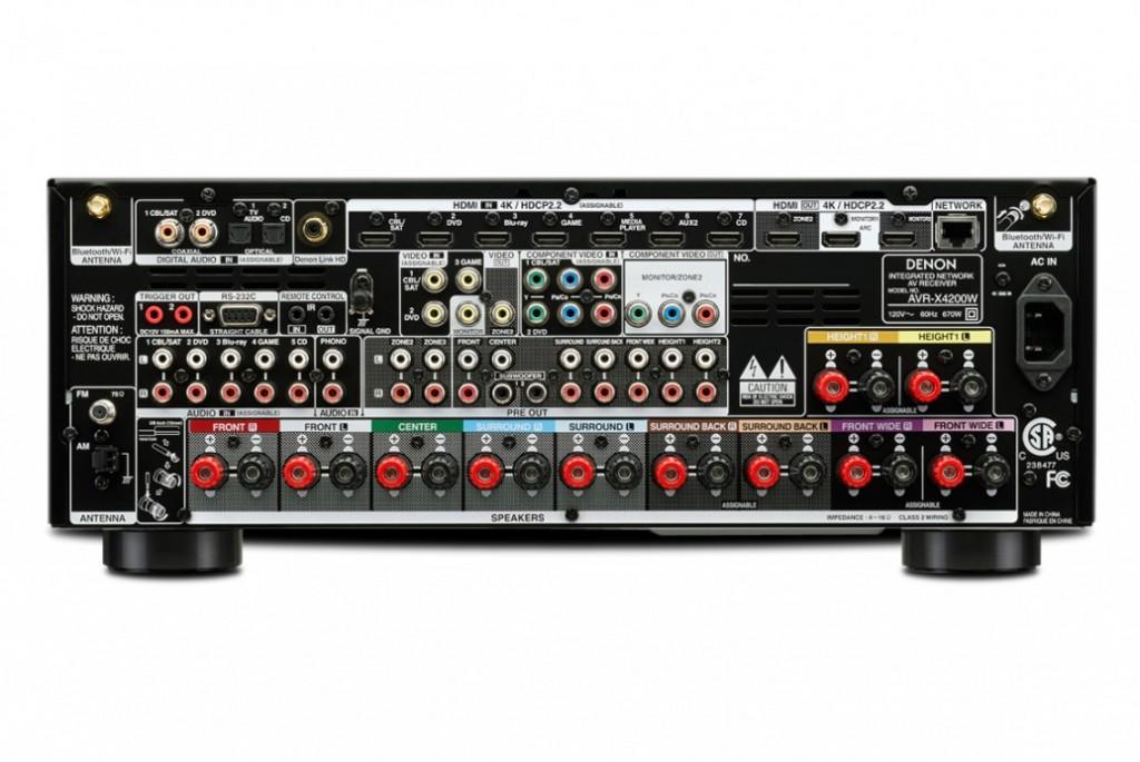 Denon AVR-X4200W(1)