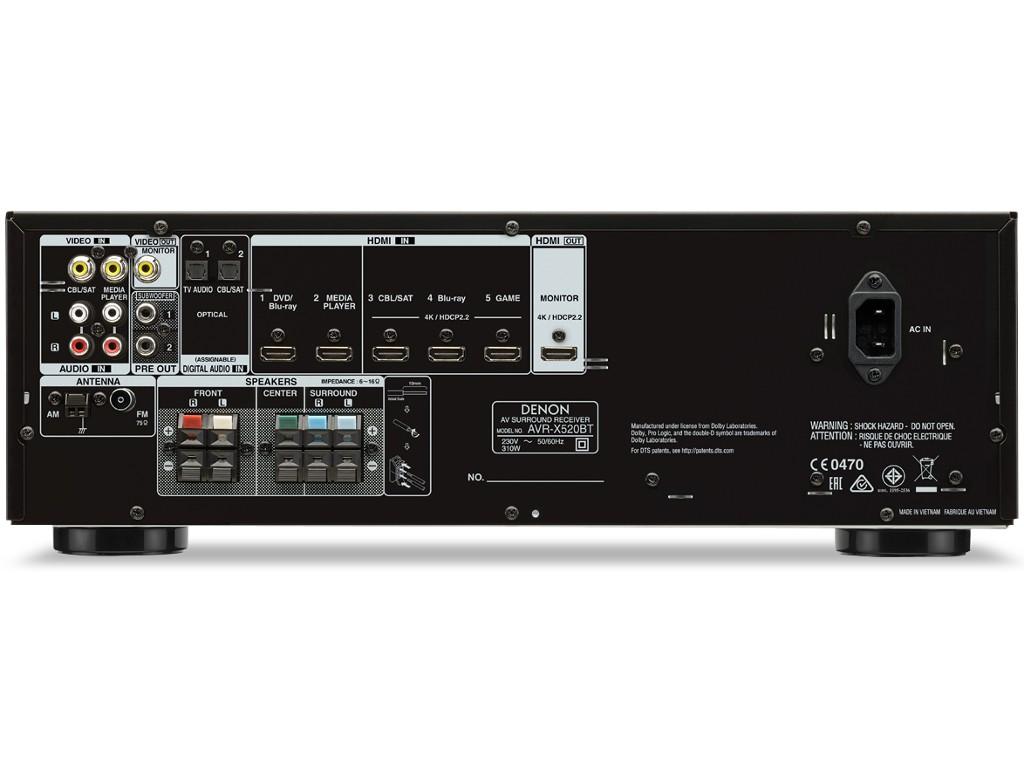 Denon AVR-X520(2)