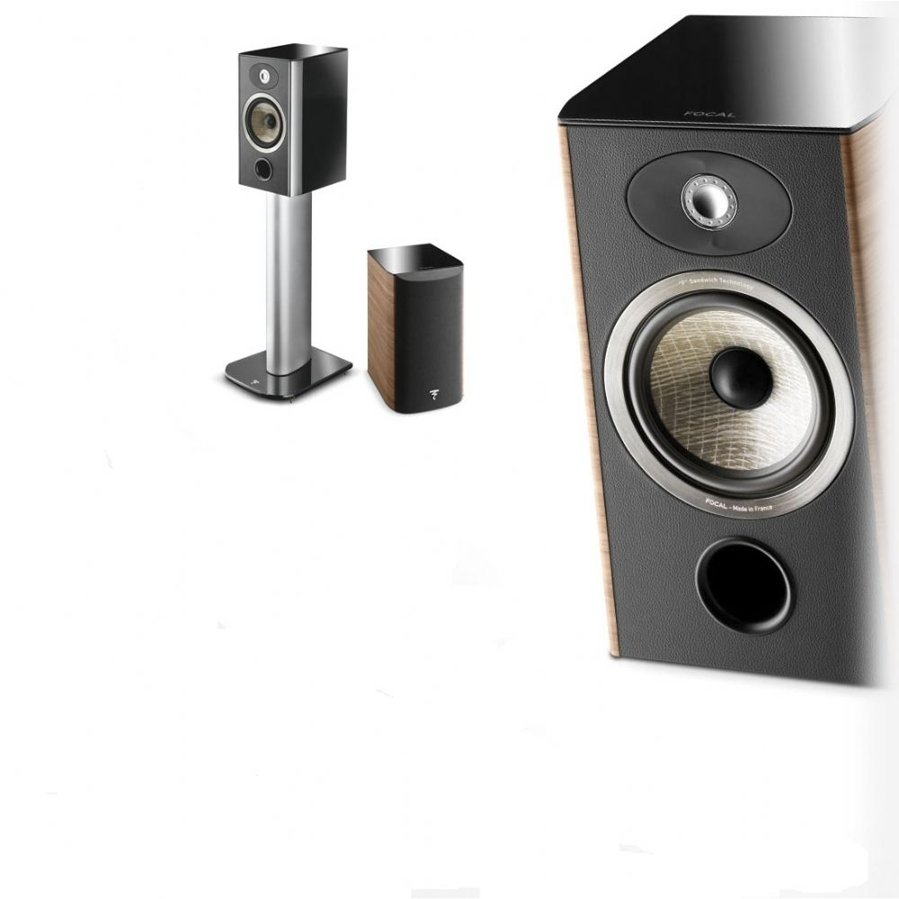 FOCAL ARIA 906 (Walnut)(2)