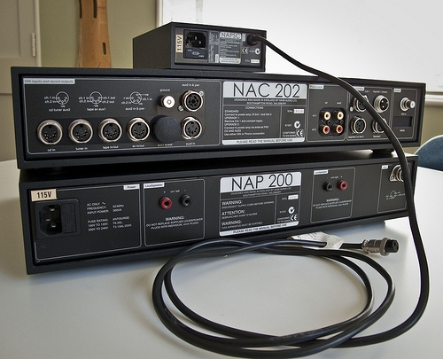 Naim NAC 202 Pre Amplifier(1)