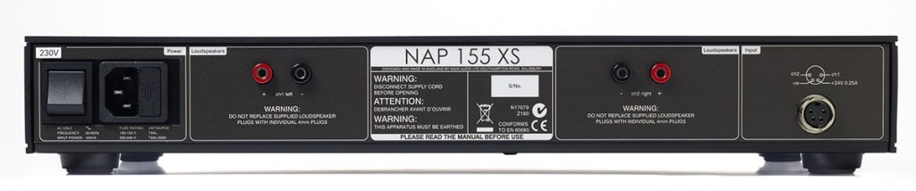 Naim NAP 155 XS Power Amplifier(1)
