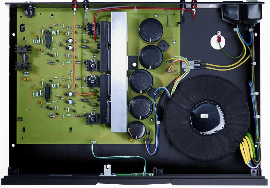 Naim NAP 155 XS Power Amplifier(2)