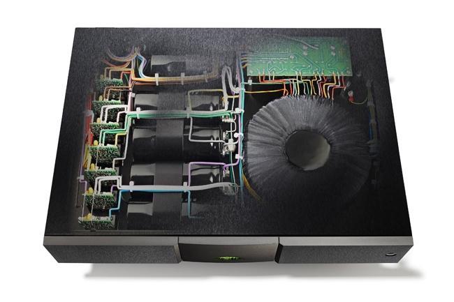 Naim NAP 200 Power Amplifier(2)