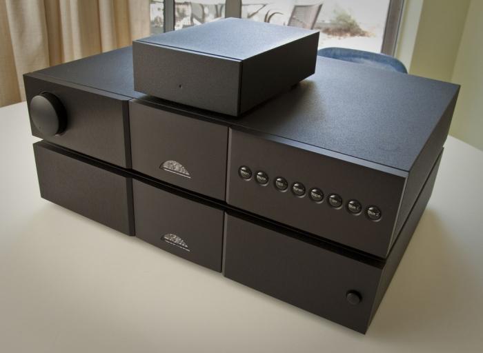 Naim NAP 200 Power Amplifier(3)