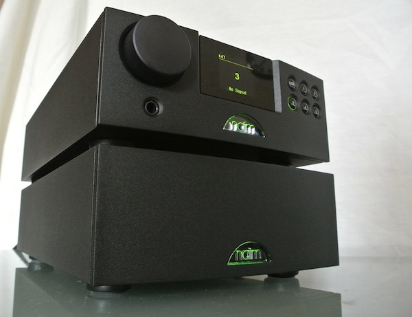 Power Amplifier Naim NAP 100(3)