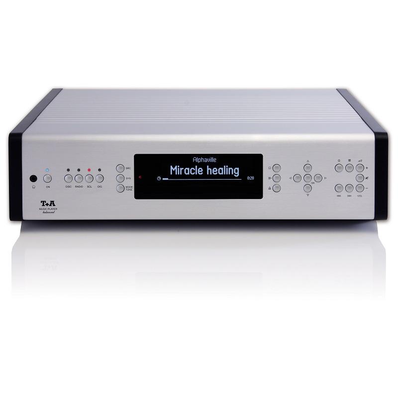 Đầu cd hi-end T+A E-Series Music Player