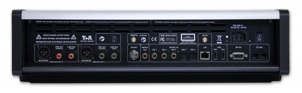 T+A E-Series Music Player(2)