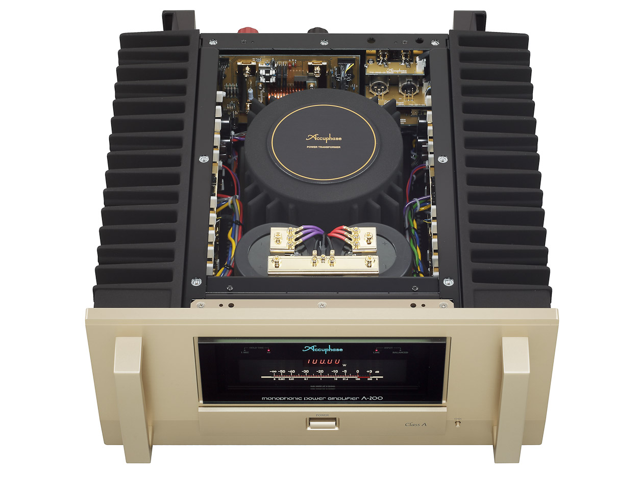 Accuphase A-200 3