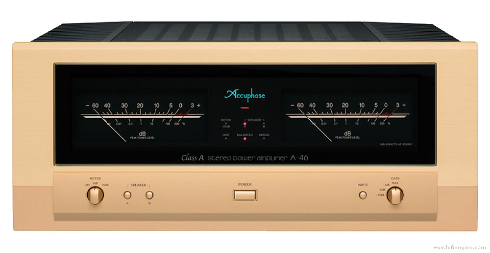 Accuphase A-46 1