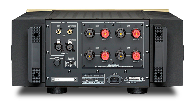Accuphase A-46 2