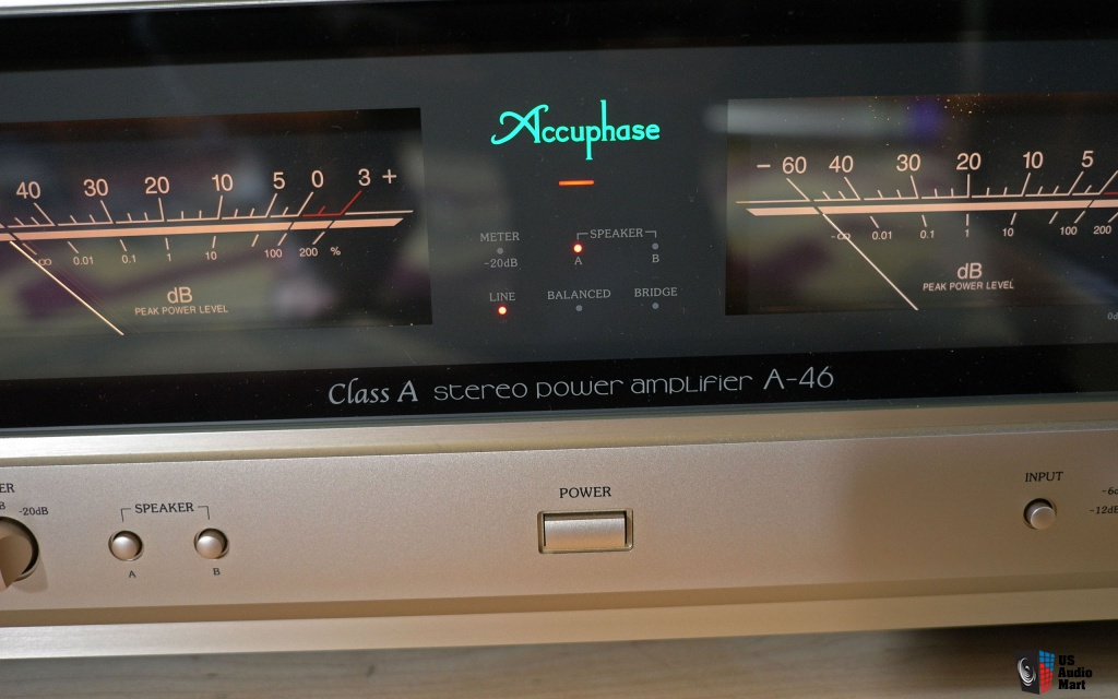 Accuphase A-46 5