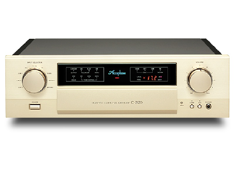 Ampli Accuphase C-2120