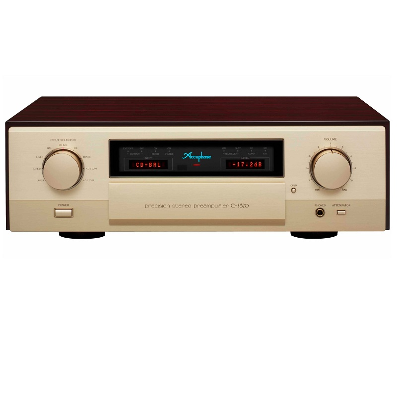 bán ampli Accuphase C-2820