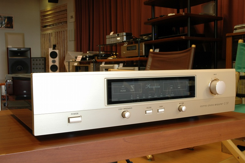 Accuphase C-37 4