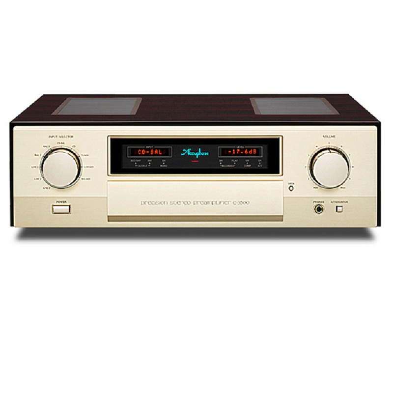 Accuphase C-3800 1