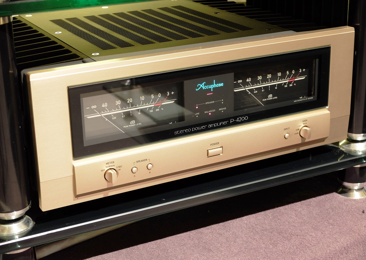 Accuphase P-4200 4