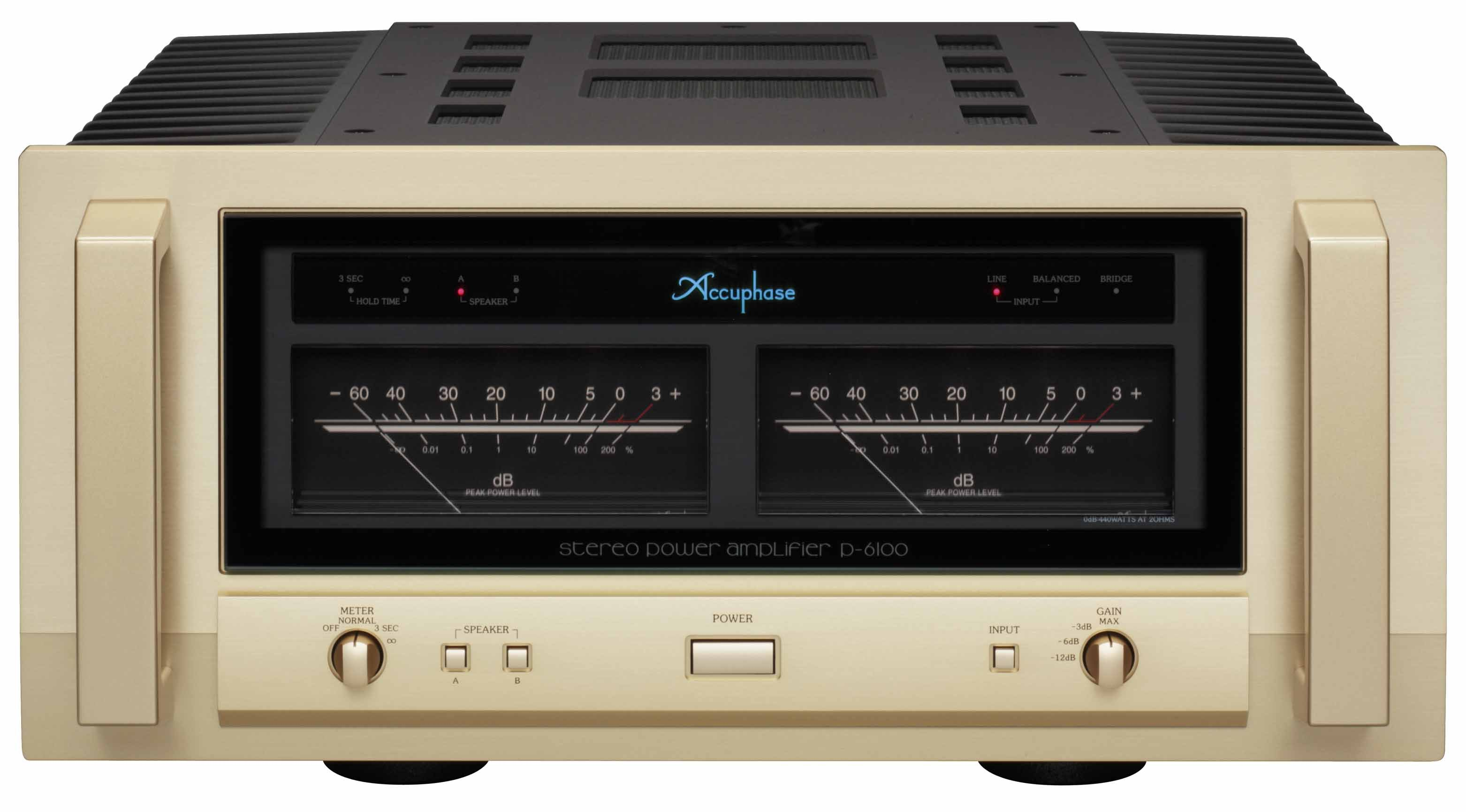 Accuphase P-6100 1