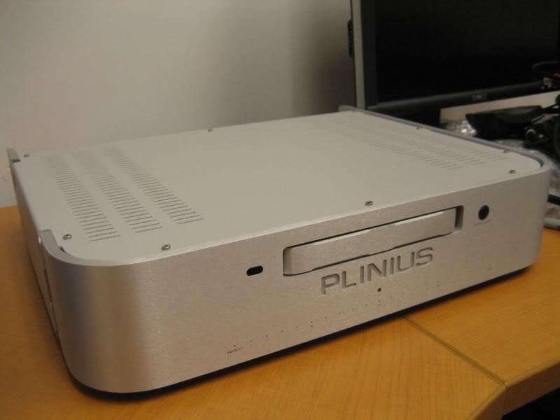 Plinius Anniversary Edition CD Player 3
