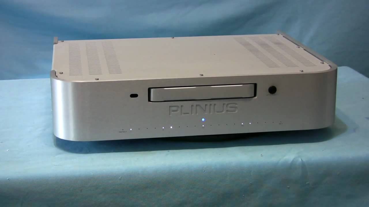 Plinius Anniversary Edition CD Player 4
