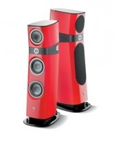 Loa Focal SOPRA No2 (Imperial Red)