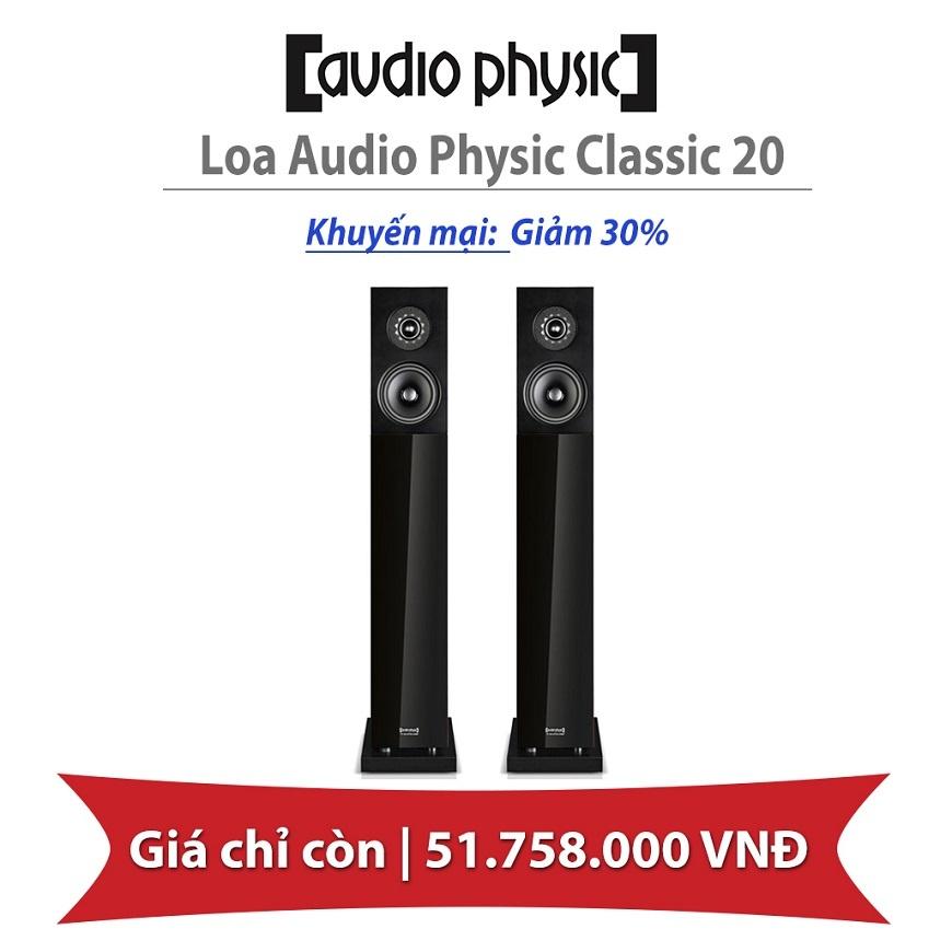 Loa Audio Physic Classic 20