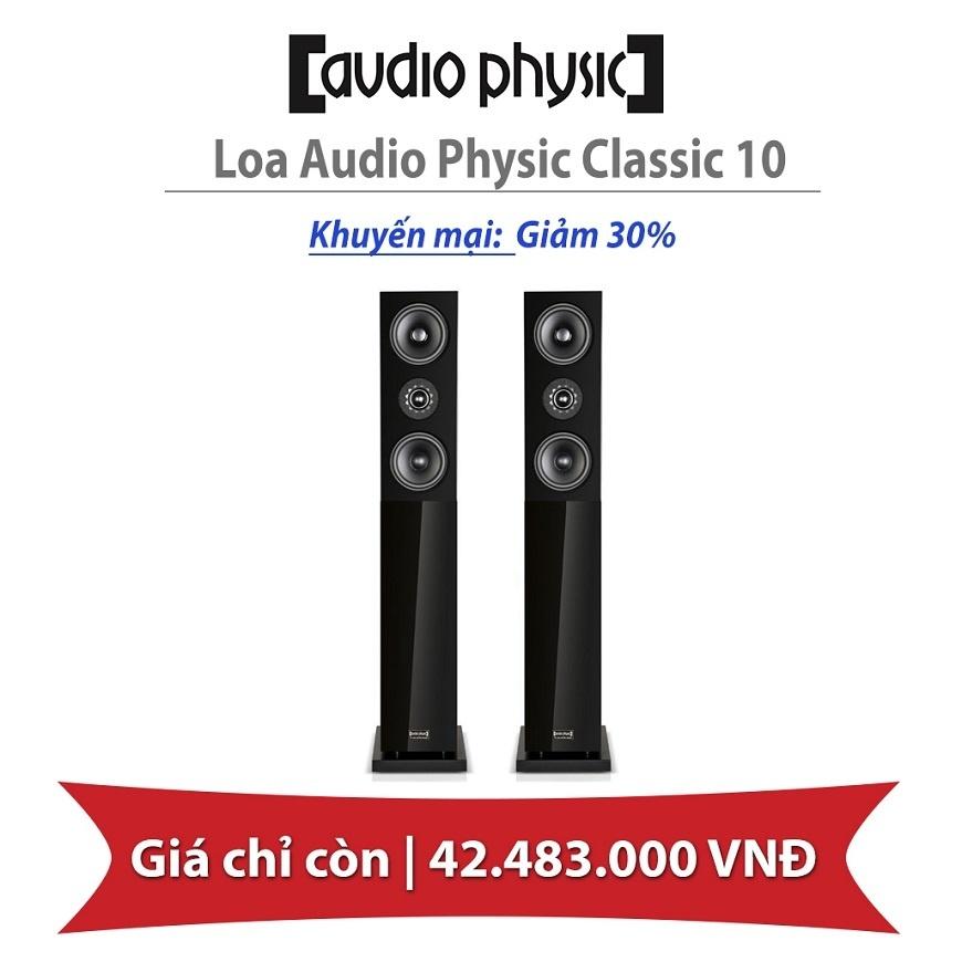 Loa Audio Physic Classic 10
