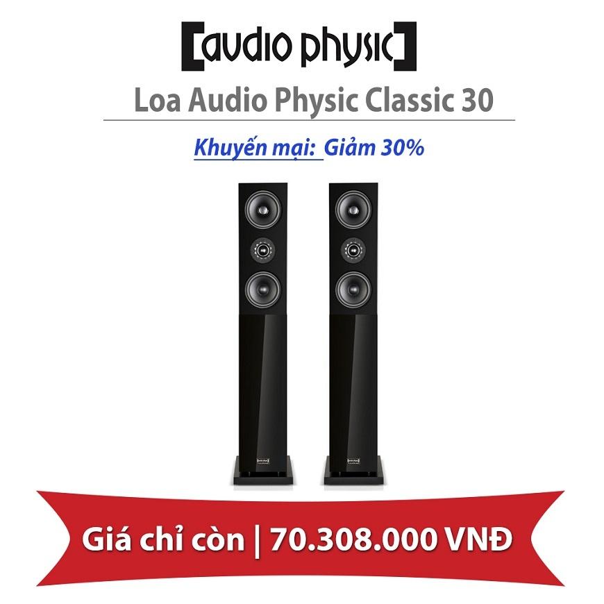 Loa Audio Physic Classic 30