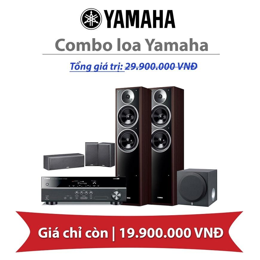 Bo loa Yamaha 5.1
