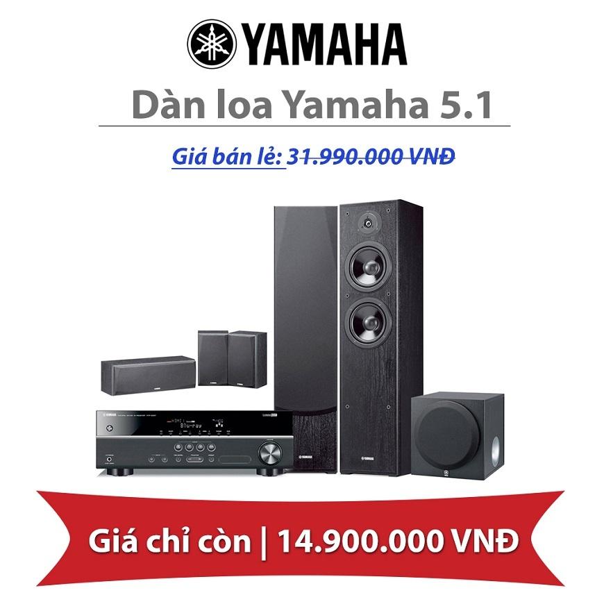 Bo Yamaha 5.1