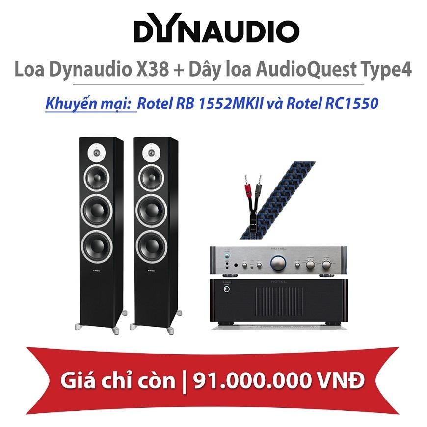 Loa Dynaudio Excite X38
