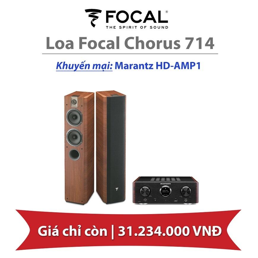 loa Focal Chorus 714
