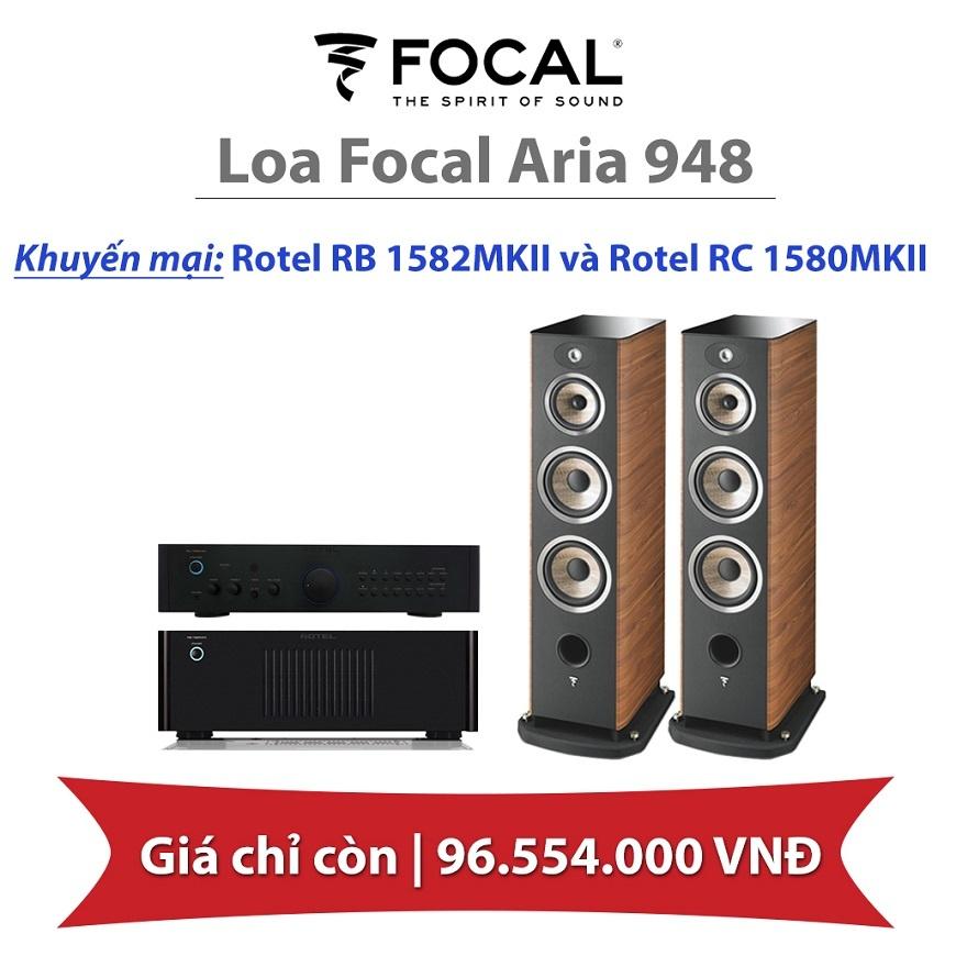 loa Focal Aria 948