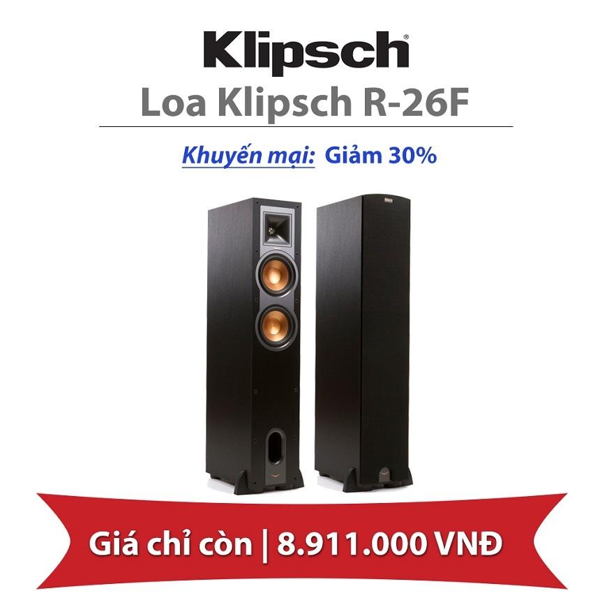 Loa Klipsch R-26F