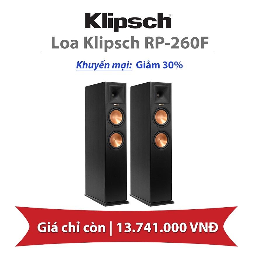 Loa Klipsch RP-260F