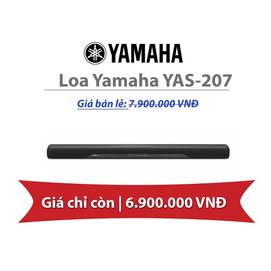 Loa Yamaha YAS-207
