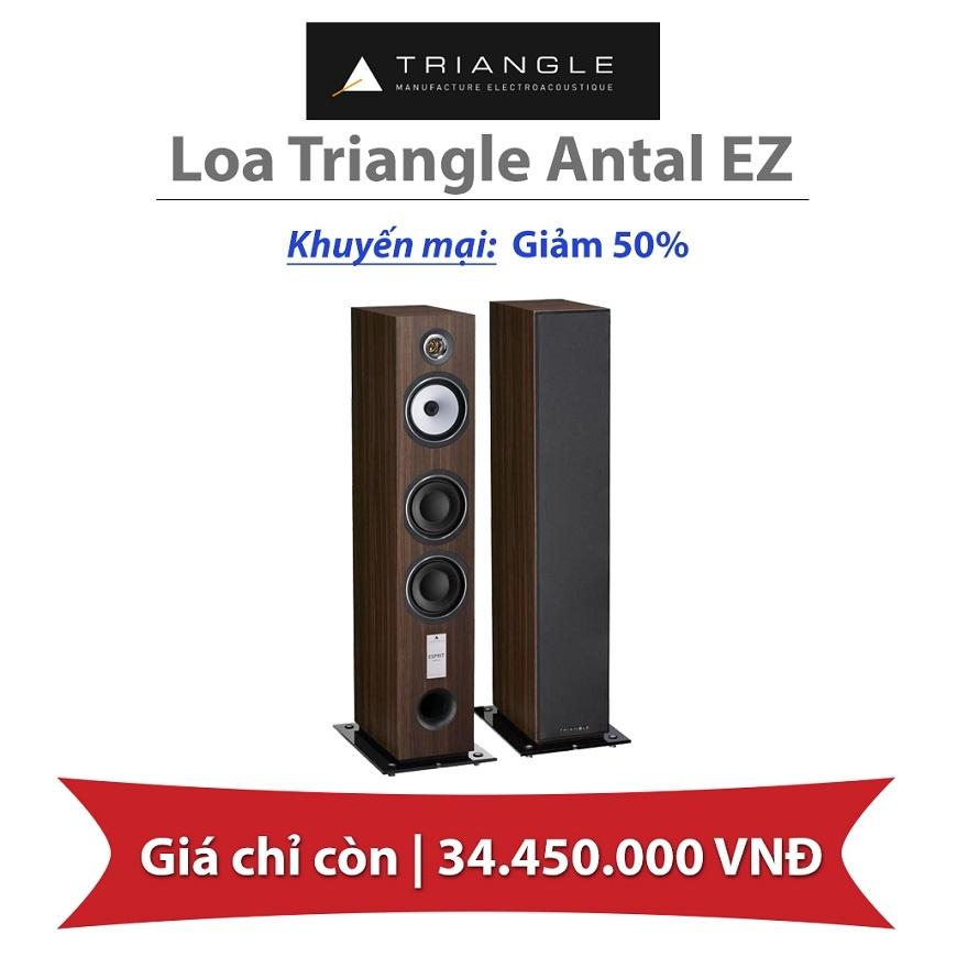 Loa Triangle Esprit EZ Antal