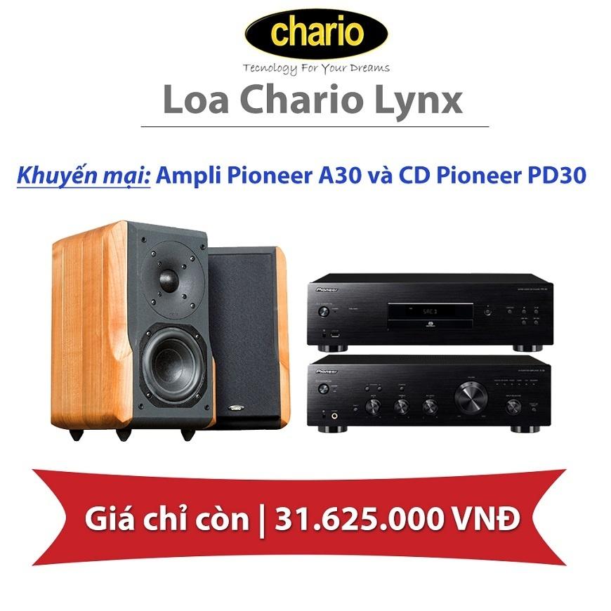 Loa Chario Lynx