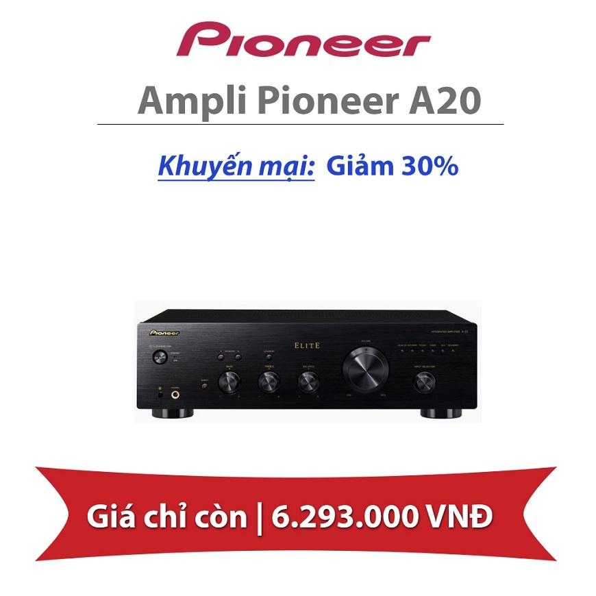 Ampli Pioneer A-20-K