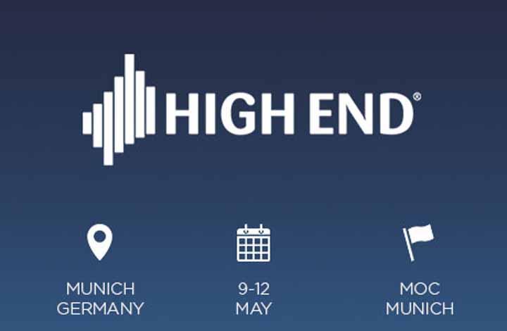 High End Munich 2019