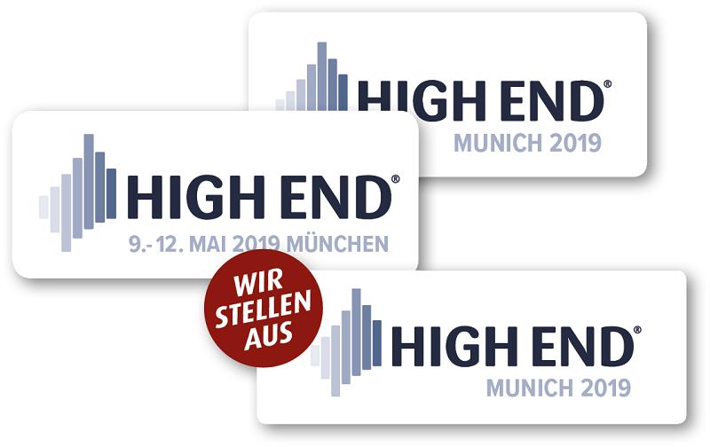 High End Munich 2019 chuan